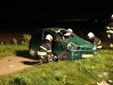 Automobilist zwaargewond bij ongeval in Zevenbergschen Hoek