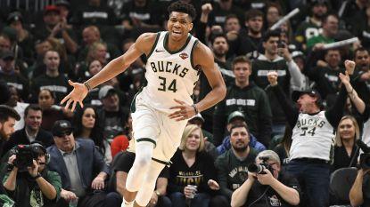 Bucks & Rockets maken vliegende start in play-offs NBA