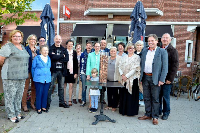 In 2016 werd nog 44 kilo 'rostjes' ingezameld in Schuiferskapelle.