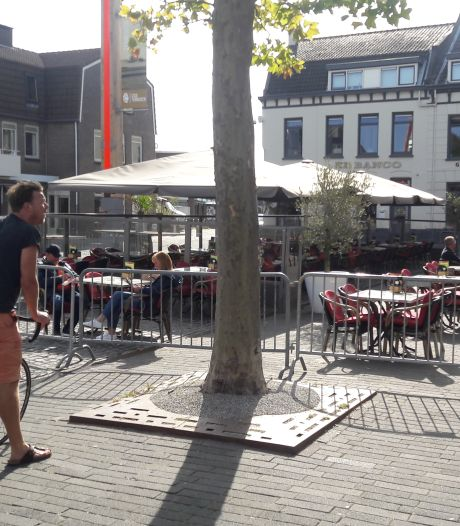 Terneuzen laat ook na 1 oktober ruimere terrassen toe