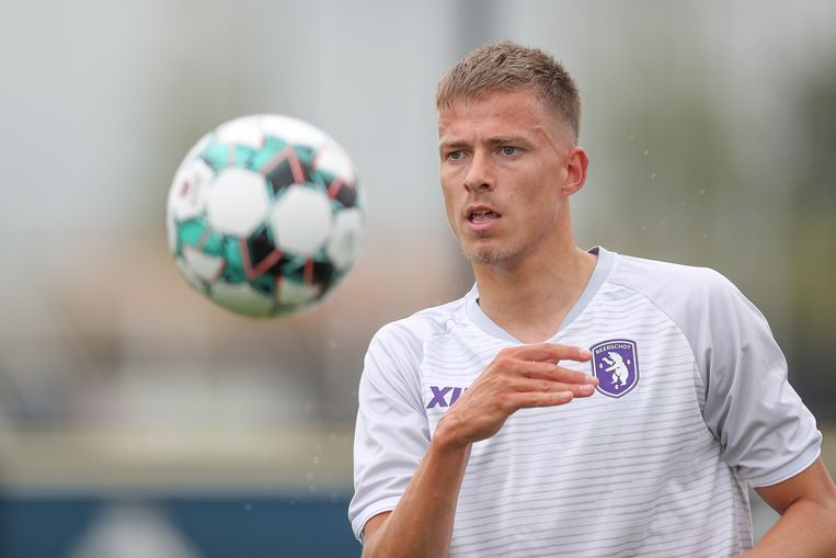 Beerschot kon Dario van den Buijs transfervrij oppikken bij Eredivisieclub Heracles.