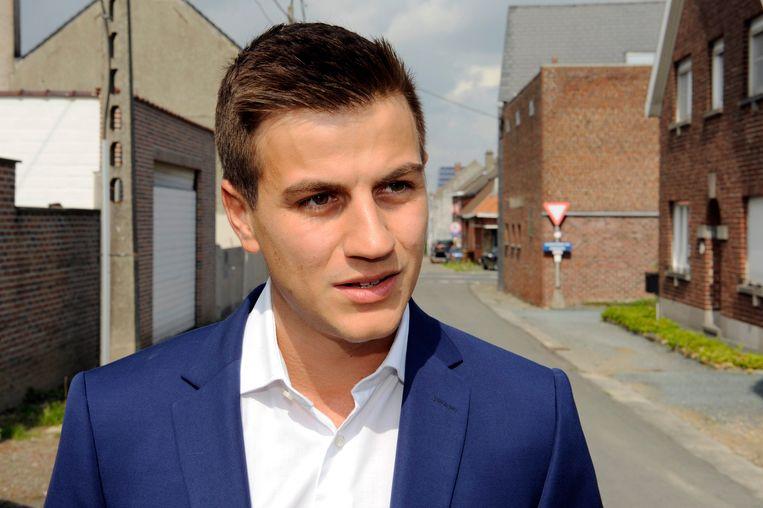 Dries Van Langenhove werd in een klap een nationale bekendheid na de reportage over zijn vereniging Schild & Vrienden.