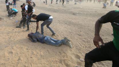 Zeker drie Palestijnen, onder wie kind van 12 jaar, komen om bij protesten in Gaza