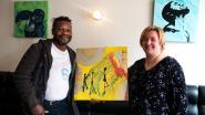 Kunstenares organiseert veiling en festival voor Congolese kinderen