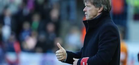 Frank Vercauteren ne devrait pas devenir le nouvel entraîneur de Genk