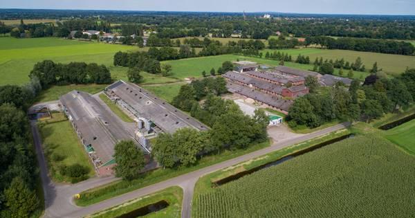 Enorme proeftuin in Raalte voor duurzame land- en tuinbouw
