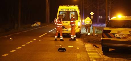 Bromfietser (21) zwaargewond bij ongeval in Ossendrecht