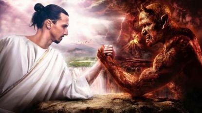"""Ibrahimovic kondigt terugkeer naar AC Milan met typische oneliner aan: """"Zelfde Zlatan. Andere duivel"""""""
