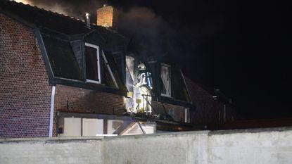 Bredabaan afgesloten wegens brand