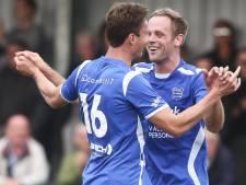 Formidabele eerste helft levert GVVV drie punten op tegen Spakenburg