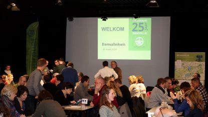 Damvallei houdt quiz voor 25ste verjaardag