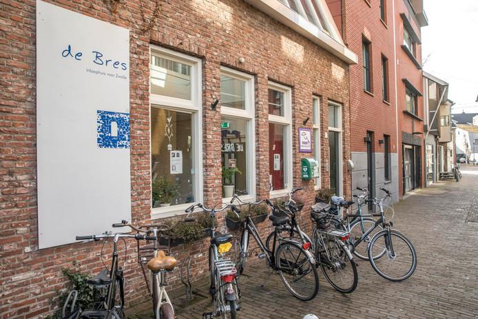 Inloophuis De Bres in Zwolle. Foto Frans Paalman Zwolle © 2018