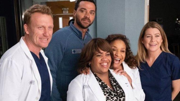 'Grey's Anatomy' wordt de langstlopende ziekenhuisserie, maar wat zijn die andere langlopende tv-shows?