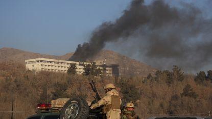 Gewapende aanval Intercontinental Hotel in Kaboel na 13 uur beëindigd: zes doden