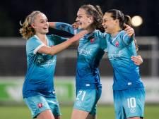 FC Twente Vrouwen stunt in Amsterdam: twee goals Smits