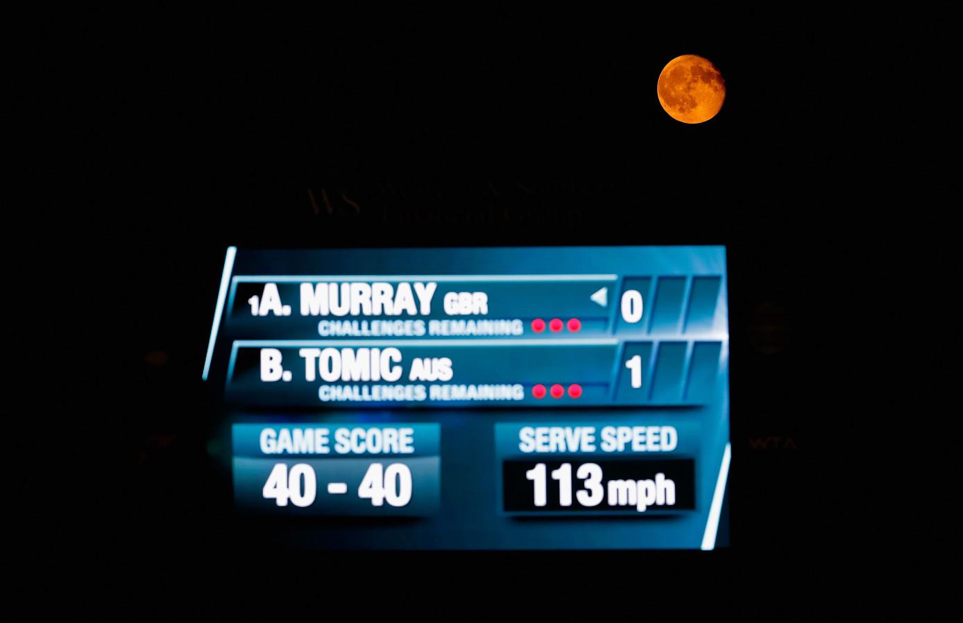 Andy Murray Blijft Ook In Cincinnati Winnen Foto ADnl