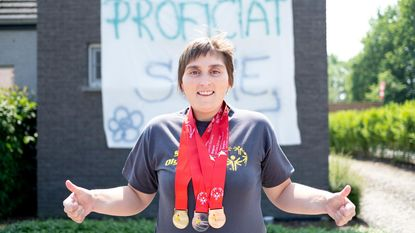 Sofie wint drie medailles op Special Olympics