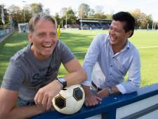 Oud-derbyhelden Albert Spaans en Marcel Tjin analyseren Quick-HBS