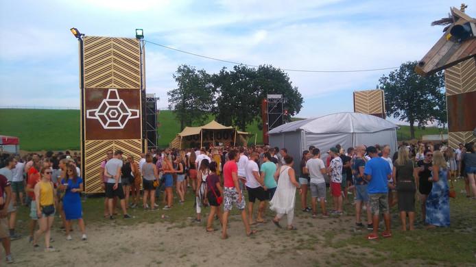 Festival Duikboot op evenementen terrein Breepark.