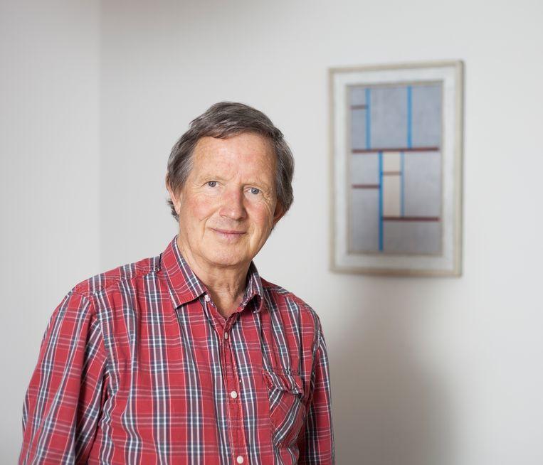 Pieter Muysken wordt internationaal gezien als toonaangevend in de creolistiek en tweetaligheid.  Beeld Martijn Gijsbertsen