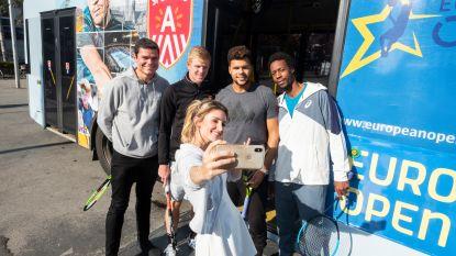 """Gaël Monfils in aanloop naar European Open in Antwerpen: """"Ze bevoordelen hier de Belgen!"""""""