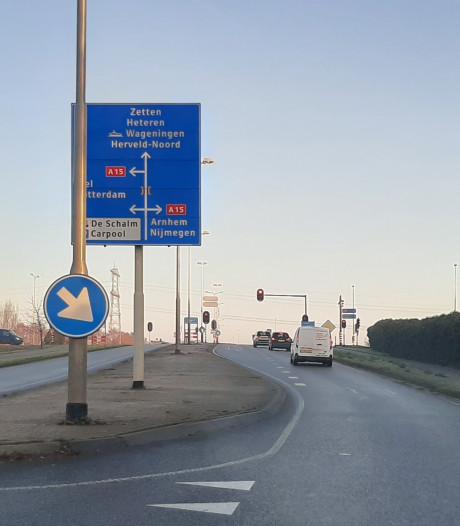Richting zomer groot onderhoud aan Wageningsestraat/Tielsestraat