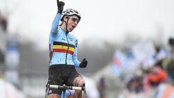 Belgisch feestje in Valkenburg! Sanne Cant grijpt wereldtitel na nagelbijtend duel met Compton