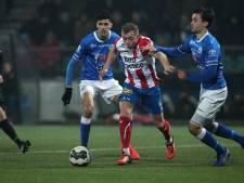 Ook FC Den Bosch en TOP Oss trainen voorlopig niet