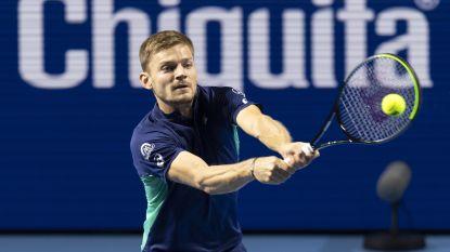 Goffin moet kruis maken over Masters: Luikenaar verliest van Dimitrov in tweede ronde ATP Parijs