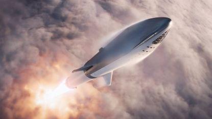 SpaceX begonnen met bouw van prototype Starship-ruimtevaartuig