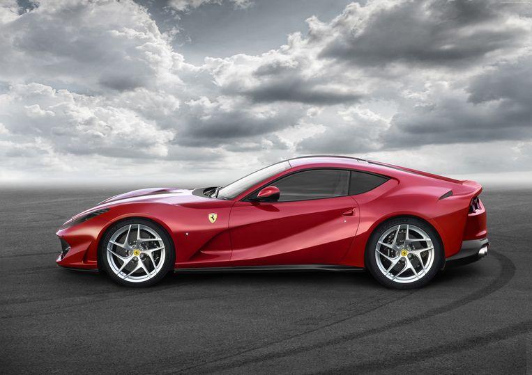 De Ferrari Portofino.