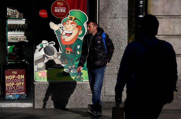 Dinsdag 17 maart is  St. Patrick's Day, de patroonheilige van Ierland en Ieren in de wereld. Geen parades in de Ierse hoofdstad Dublin dit jaar.