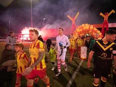 KNVB neemt voetbalclubs Kampen onder vuur: boete of puntenaftrek bij illegaal vuurwerk