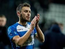 PEC Zwolle zonder aanvoerder Van Polen tegen Feyenoord
