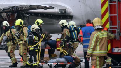 Elke Vlaams-Brabantse brandweerman krijgt 'luchthaventraining'