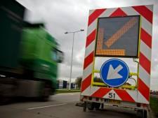 A29 vanaf Oud-Beijerland geheel afgesloten na zwaar ongeval