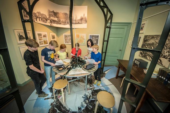 Vorig jaar was er nog een escaperoom, nu is Museum Hengelo zo goed als helemaal gesloten.