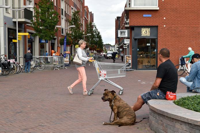 Gouweplein in Waddinxveen