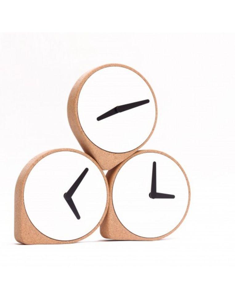 Klok Clork, 49,95 euro, www.zinaantafel.nl