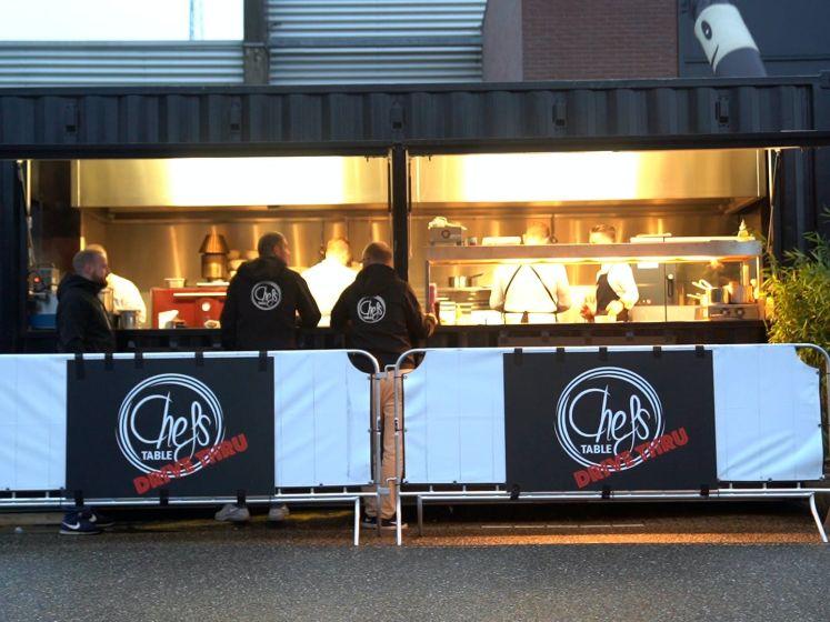 Culinaire hoogstandjes: Afhalen bij sterrenkoks in de Sterren Drive Thru