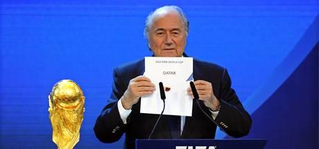 'FIFA had geheime deal van 100 miljoen met tv-bedrijf uit Qatar'
