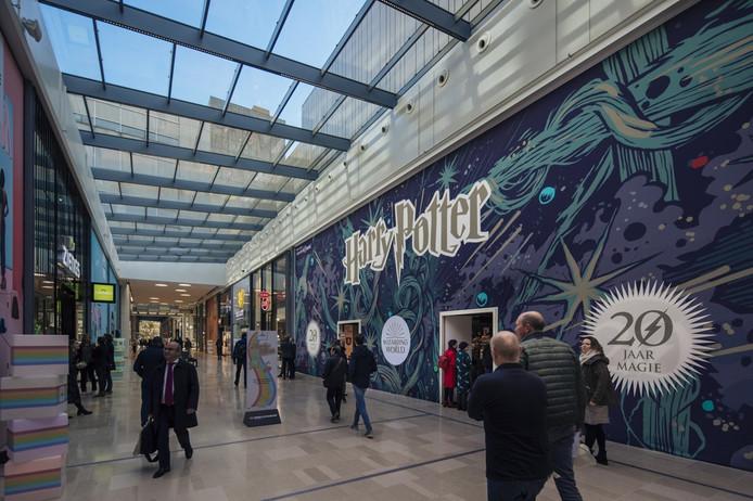 De Harry Potter-winkel opent haar deuren in Hoog Catharijne