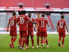 Bundesliga legt zich neer bij besluit om te spelen zonder publiek