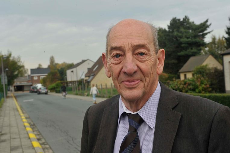 Voormalig burgemeester Edward De Wit (CD&V).