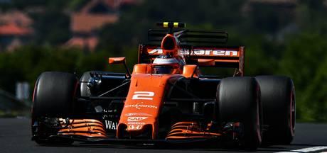 Vandoorne rijdt ook volgend jaar voor McLaren