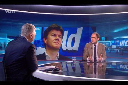 """Van Quickenborne snoeihard voor Rutten: """"Tijd voor een nieuwe voorzitter"""""""