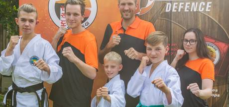 Soo Bak-Gi uit Asten naar WK taekwondo Barneveld