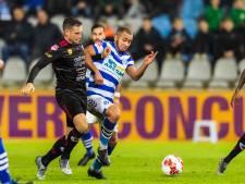 De Graafschap houdt international Breinburg aan de kant tegen Jong PSV