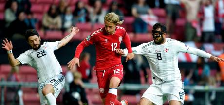 Dolberg tankt vertrouwen bij Denemarken, herstel Tadic en Servië