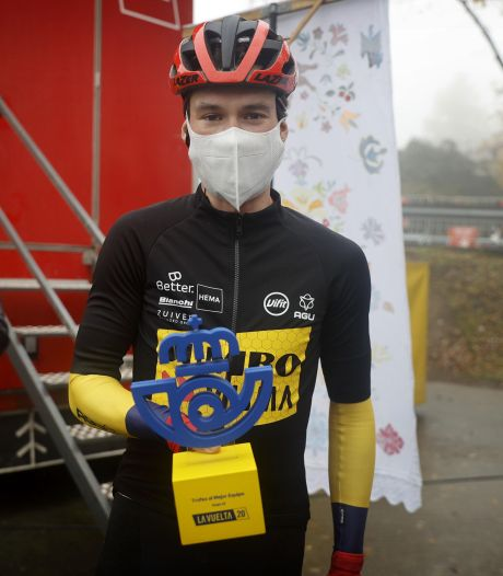 Primoz Roglic remporte son deuxième Tour d'Espagne, la dernière étape pour Pascal Ackermann
